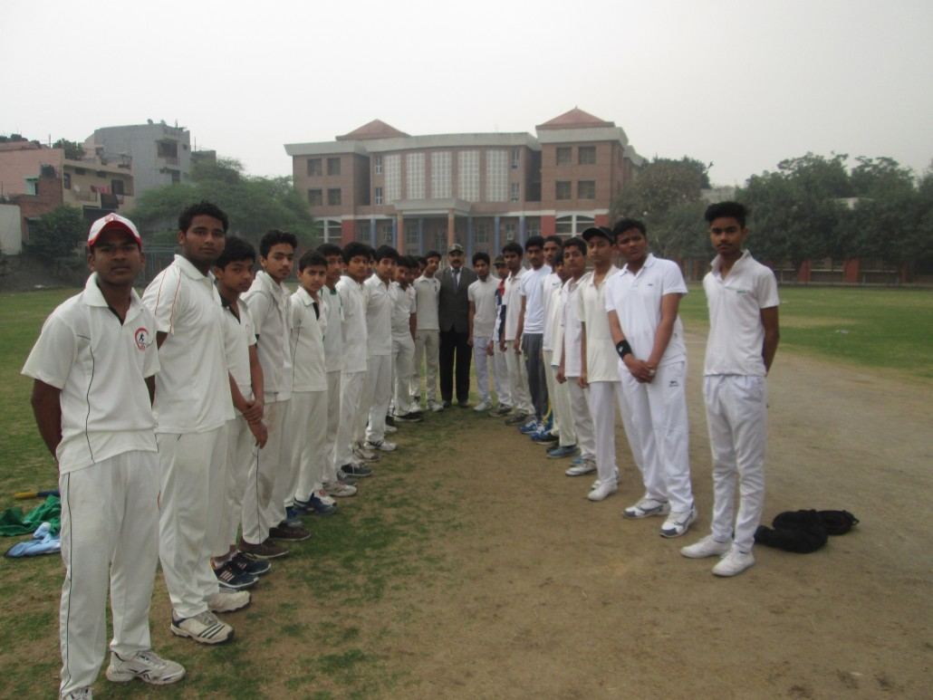 GGS cricket team